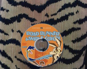 Looney Tunes Road Runner and Wile E. Coyote (DVD)
