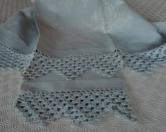 Crochet Lace Border