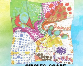 circles scarf