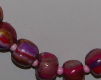 Pearl Necklace - single model