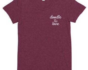 The Doodle Love Shirt