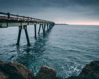 "Photo ""A bridge to a Rincon Island"""