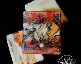 Punk Swirl Soap - Bubbledream Digital Art