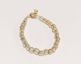 Classic Gold  Baby Bracelet/Accessory