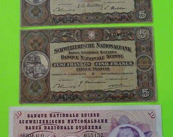 1947 5 FRANCS 1965 10 FRANCS