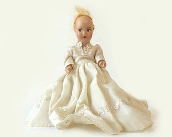 Vintage Princess Ann Composition Doll