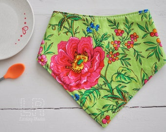 Bandana Bib Kerchief Bib Baby Bib Baby Shower Gift New Baby