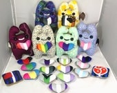 Customizable Pride Pal Monster Plush