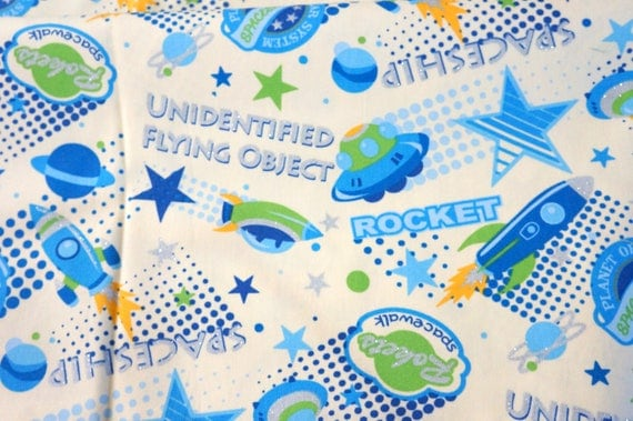 Japanese fabric outspace theme nc33 from beautifulwork on for Space themed fleece fabric