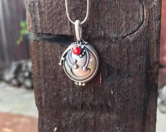 New Design Elena Gilbert vervain locket from The Vampire Diaries