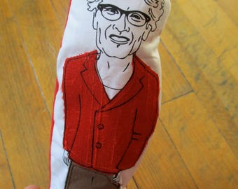 Kathleen Wynne finger puppet