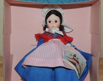 Madame Alexander BELGIUM Original Box 8 inch doll