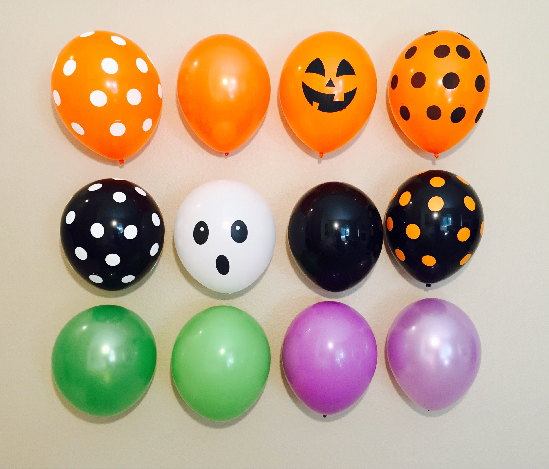 halloween latex balloons halloween balloons halloween kid