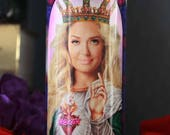 Saint Erika Jayne Prayer Candle / Real Housewives of Beverly Hills
