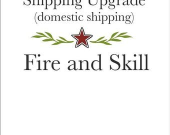 Shipping Upgrade - Expedited Domestic Shipping
