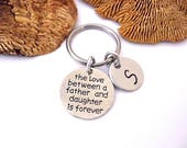 Father and Daughter Gift, Father Daughter Gift, Mother Daughter Gift, Mother and Daughter, The Love Between a Father and Daughter is Forever