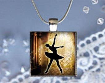 Pendant Necklace Fantasy Dance