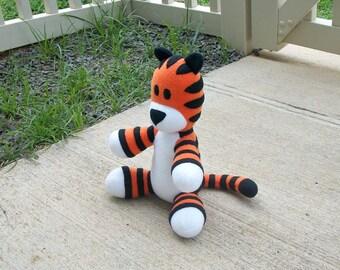 Small Huggable Tiger - Made to Order