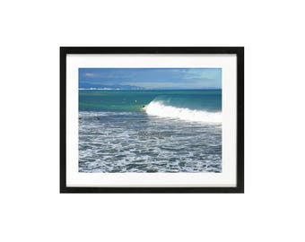 Aerial beach surfing photo,  Valencia coast zen, Surfing Wall Art Spain travel nautical waves decor Zen Print summer beach photo Photography