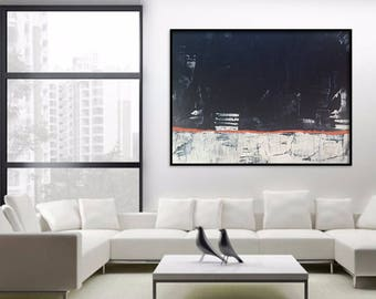 48x36 Inch Original large abstract painting Original abstract painting Canvas painting Large canvas art painting Wall Art original painting
