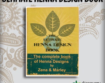 Ultimate Henna Design Book