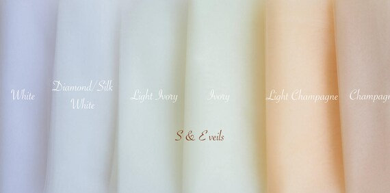 TULLE and LACE Swatches
