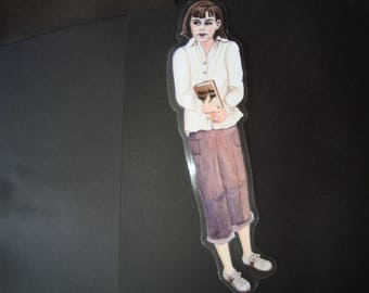 Carson McCullers bookmark