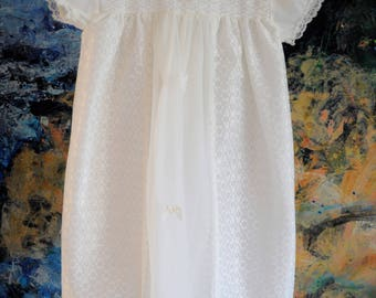 Christening Dress, Christening Gown, Baptism Dress, Baptism Gown, Vintage Christening Gown