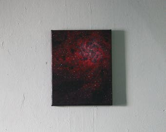 NLK-1689 Cosmic Painting, original art