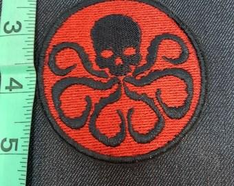 Marvel Captain America Hydra Iron/Sew on Patch