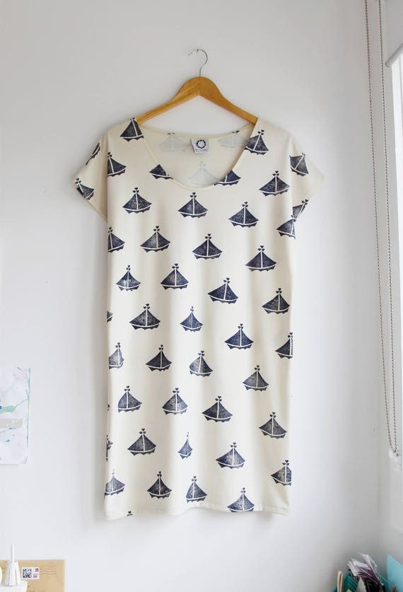 SAMPLE SALE! - Love Boat Shift Dress