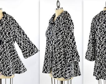New Designer, Gorgeous, Artsy, Chic and Dressy Jacket for any season. Small to 3XL