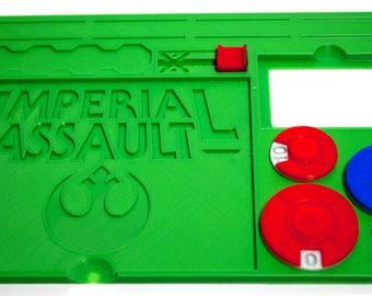 Imperial Assault Game Gear: Player Organizer Dashboard