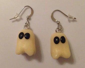 Glow in the Dark Ghost Earrings