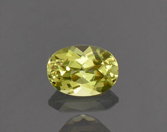 Gorgeous Yellow Grandite Garnet Gemstone from Mali 1.09 cts.