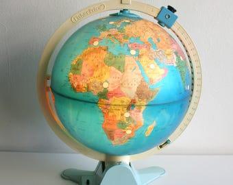 80s Fisher Price Light Up Globe