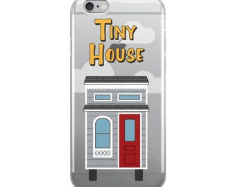 Full House / Tiny House Mashup - iPhone 6/6s, 6/6s Plus Case