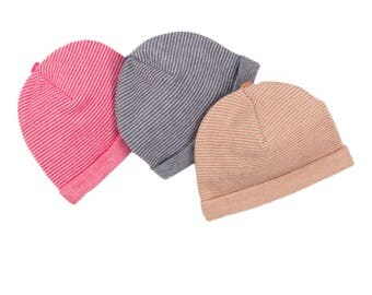 Merino wool baby hat - Merino wool hat - Baby hat