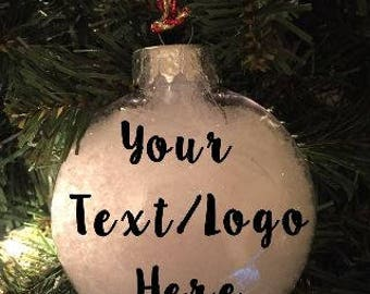 College ornaments  Etsy