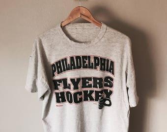 Retro Philadelphia Flyers Tee