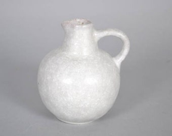 Ruscha small White West German vase   304