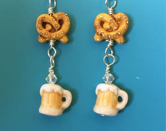 Witbeer Oktoberfest Earrings