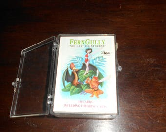 FERN GULLY Trading Cards  - The Last Rainforest, Set Numbered 1 to 100