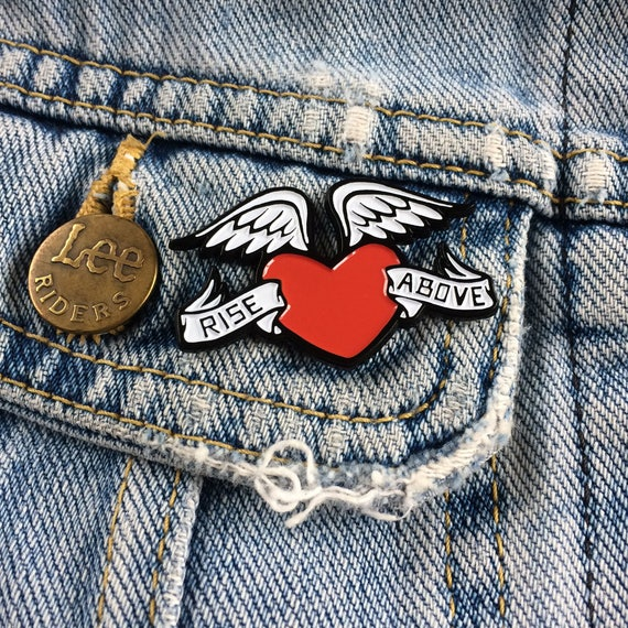 enamel pin badge chris bourke