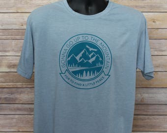 Mountain Song - CUSTOM - by widespread love design