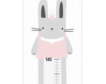 Bar for nursery - Bunny Princess