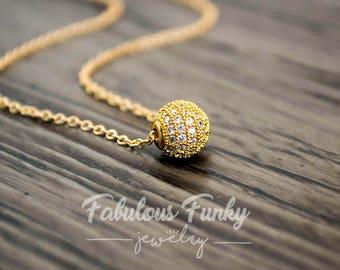 Premium gold chain