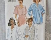 Taille de chemise gilet pour motif couture Butterick 3324 Misses 20 22 24 non-coupe mode couture l'artisanat PanchosPorch