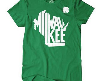 MILWAUKEE, WISCONSIN   Stately City St. Patrick's Day Collection