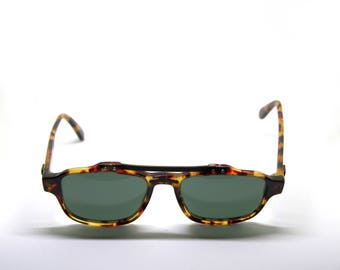CHARRO ITALY  aviator acetate New Vintage sunglasses